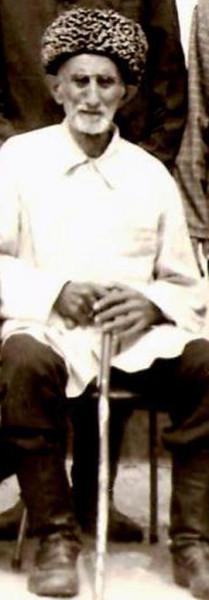 Мударов Ахмед