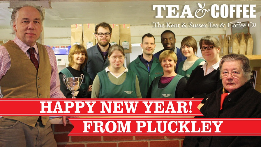 PLUCKLEY TEA Team Picture