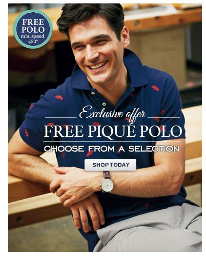 free polo
