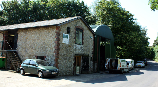 The Kent Tea Factory and Shop