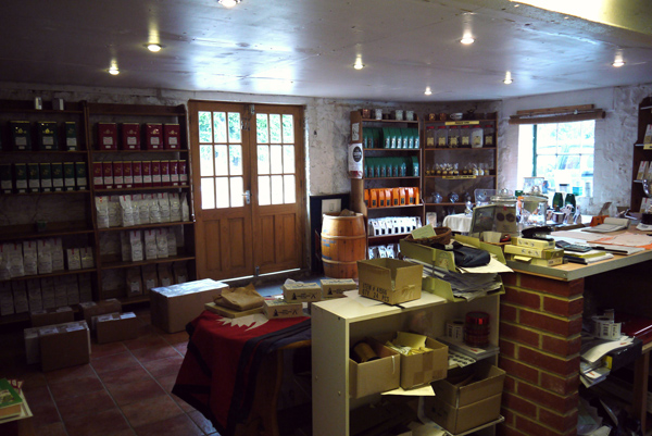 Factory Shop at Pivington Mill, Pluckley.