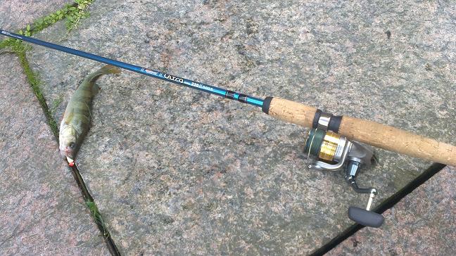 t_itanium | Любителям рыбалки посвящается. Покупка спиннинга на ...