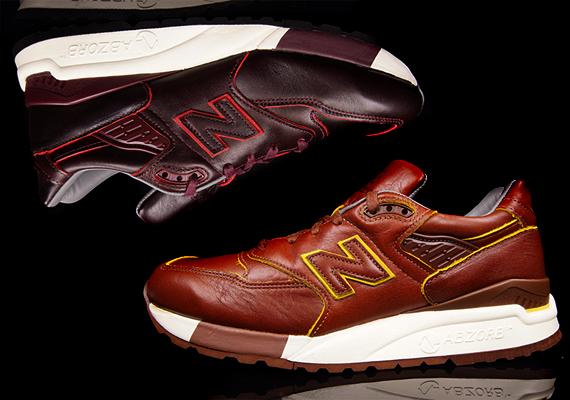 Это одни из самых удобных и комфортных кроссовок из Made in USA изданий.  998я модель всегда идёт на подошве Abzorb. Эта технология появилась  несколько позже ... 739e80db043