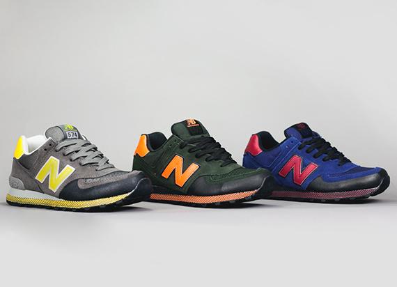 Nike Nouvel Équilibre 574 Herrenausstatter
