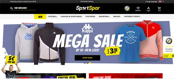 Неудачный опыт покупки в германском он-лайн магазине SportSpar