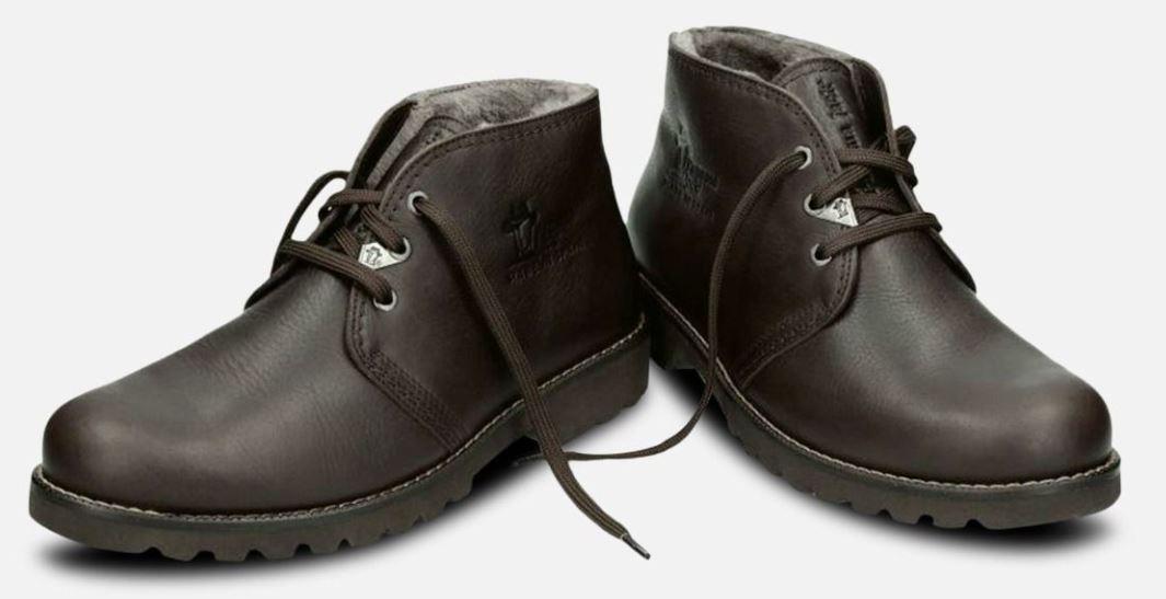 Тёплая мужская обувь