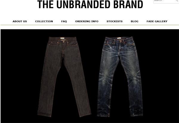 8b6d3809e08 Покупка джинсов марки The Unbranded Brand  t itanium