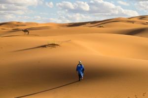 Genevieve-Hathaway_Morocco_Sahara_Bedouin-and-Camel_1