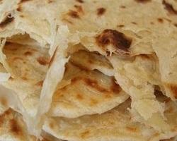чапати -индийская лепешка