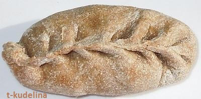 ржаной пирожок
