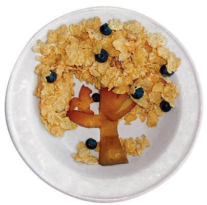 веселые мюсли на завтрак