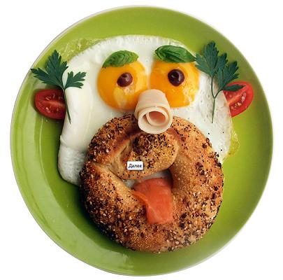 веселый завтрак
