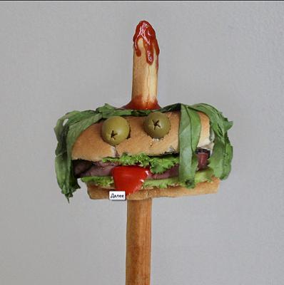 бутерброд монстр 2