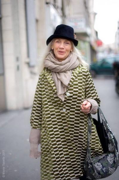 Фото модное пальто для женщины за 50 лет