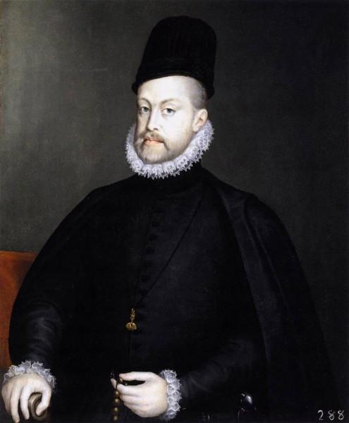 1573-Philip-II