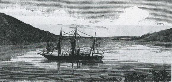 Бухта Св. Ольги, XIX в