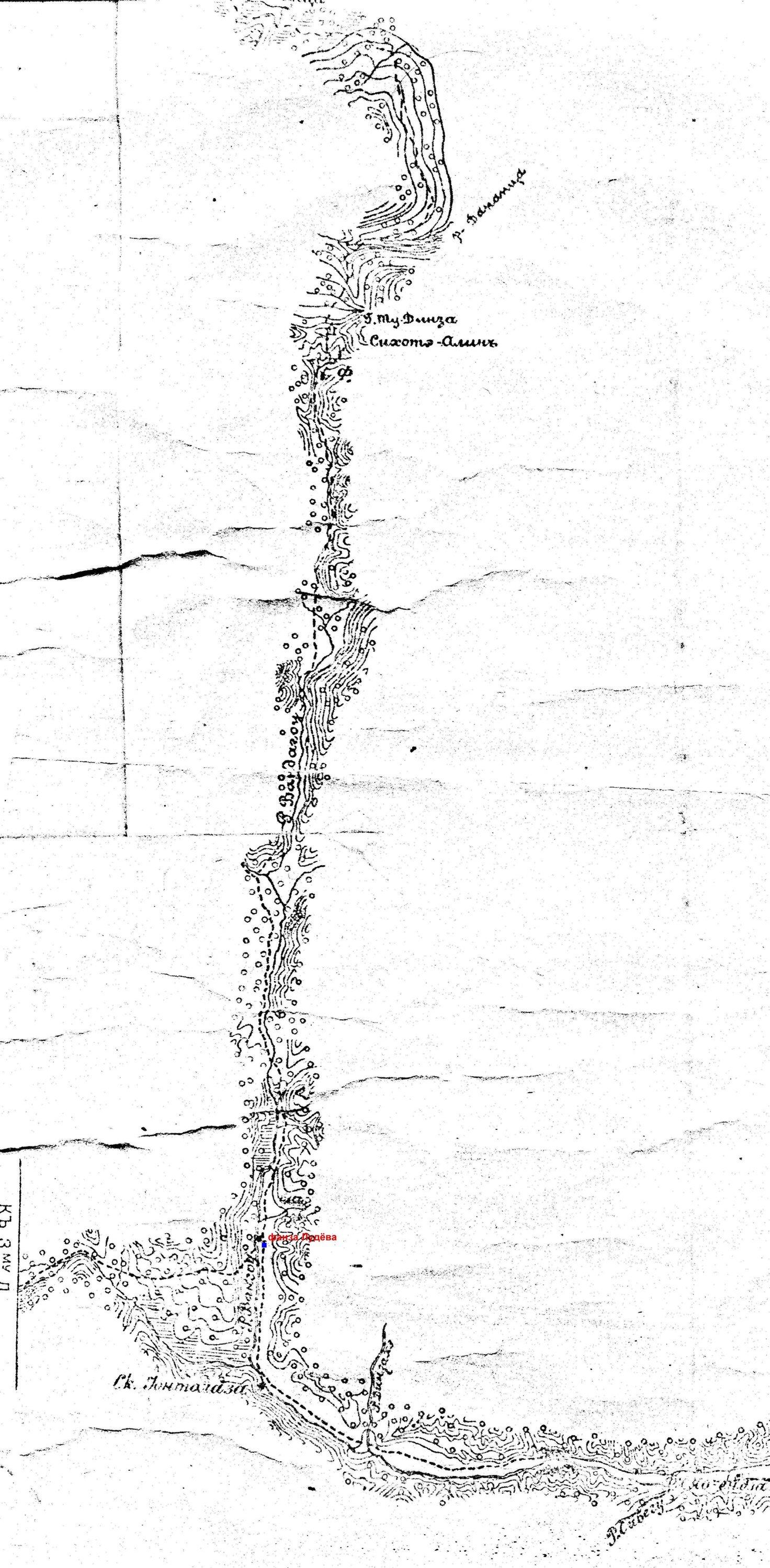 маршрут 1906 г.