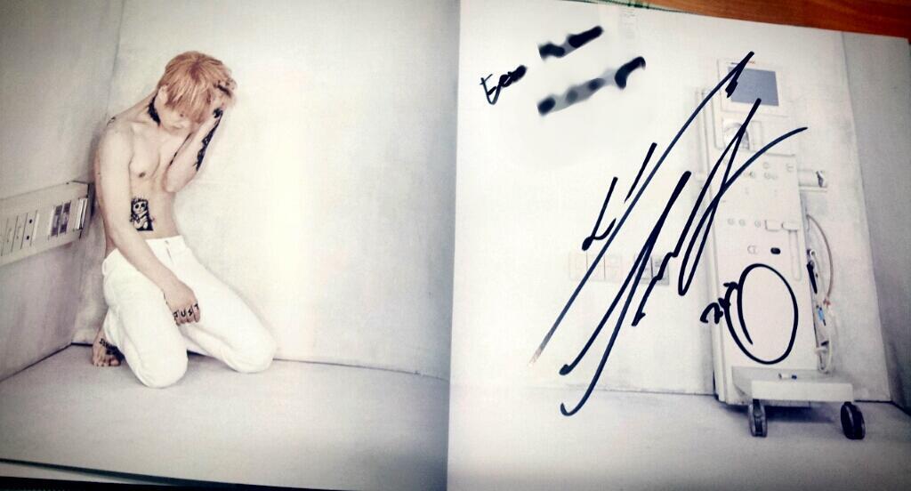Jaejoong's sign