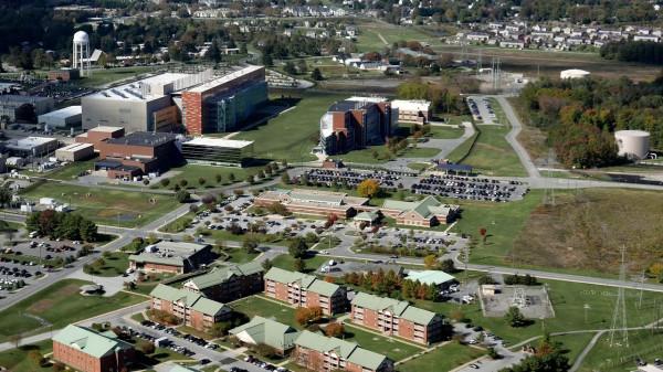 Форт Детрик, штат Мэриленд, США.jpg