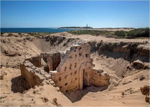 руины римских бань в Испании.PNG