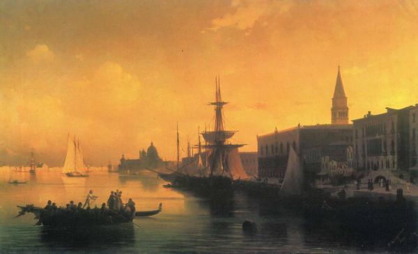 Иван Айвазовский«Венеция». 1844.jpg
