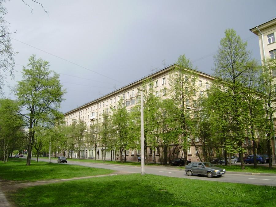 Невский пр., 107