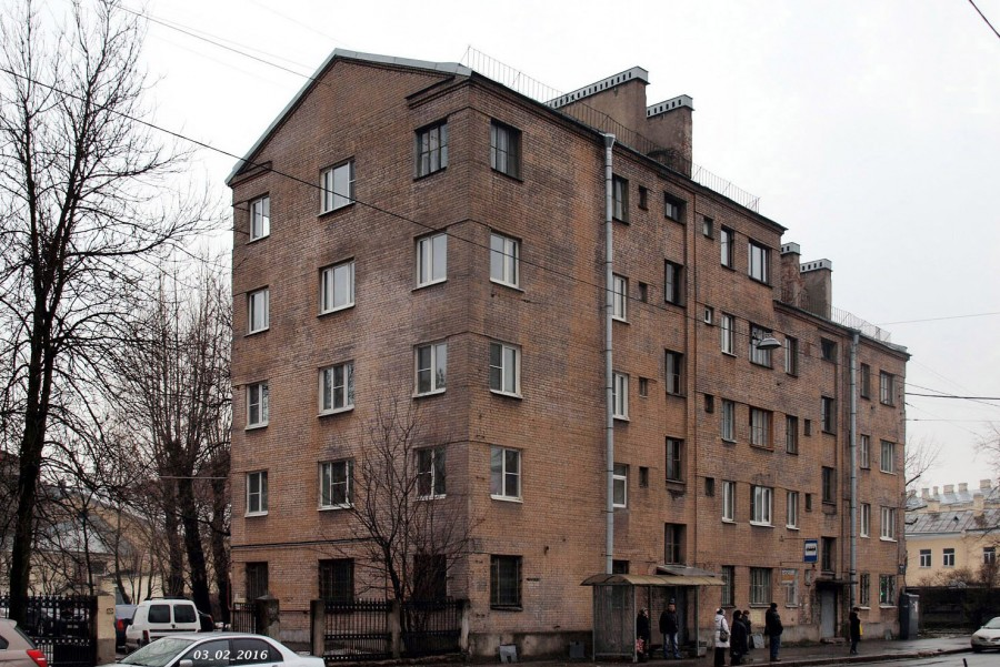 Рижский пр., 72-74