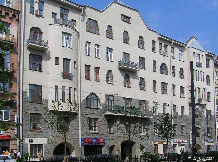 Кронверкский пр., 23