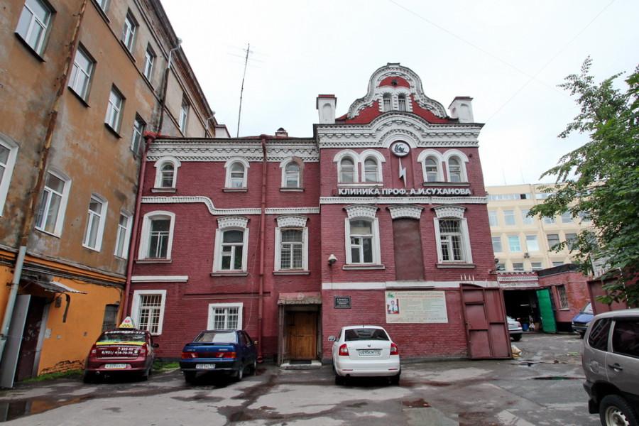 Большая Морская ул., 29