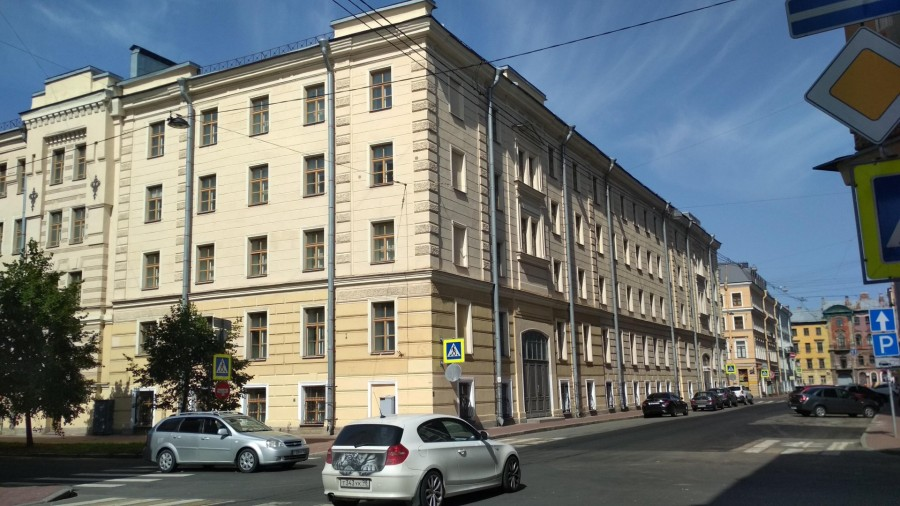 Ленинградская обл., Гатчинский район, село Рождествено