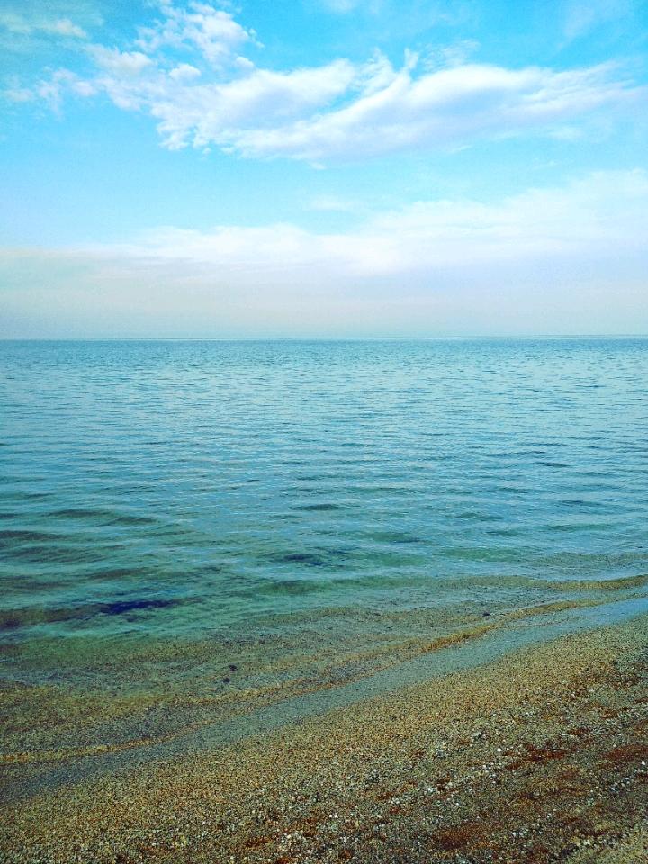 Ещё море