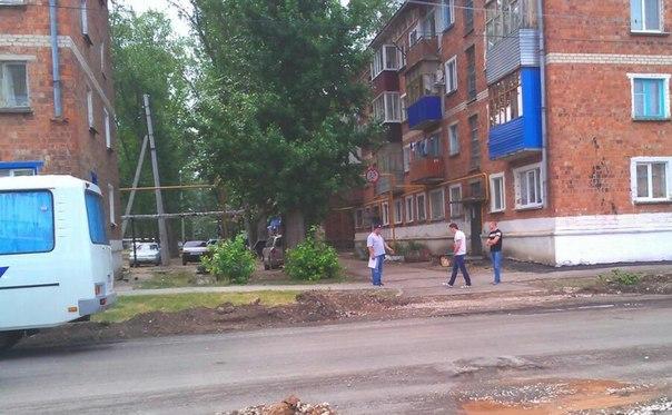 Выборы Отрадненский округ