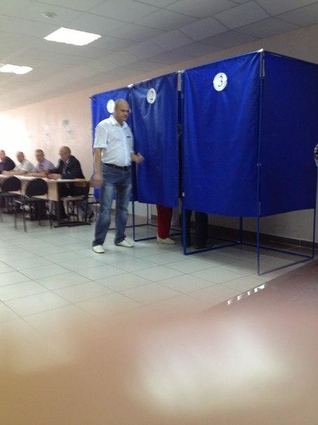 Кабинка для голосования3