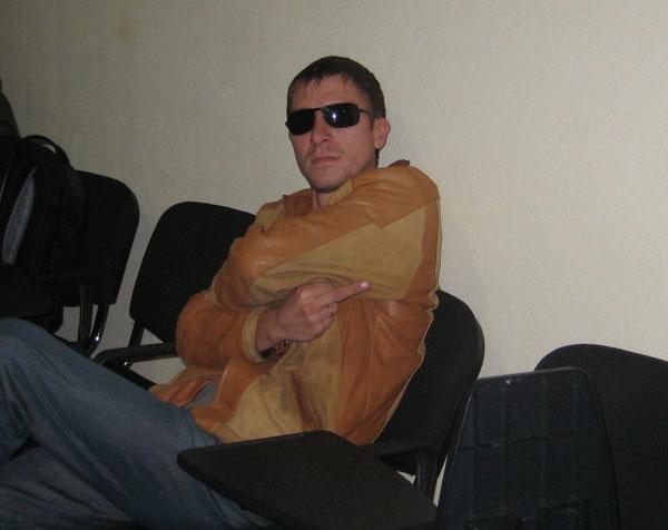 Избиратель Денисова