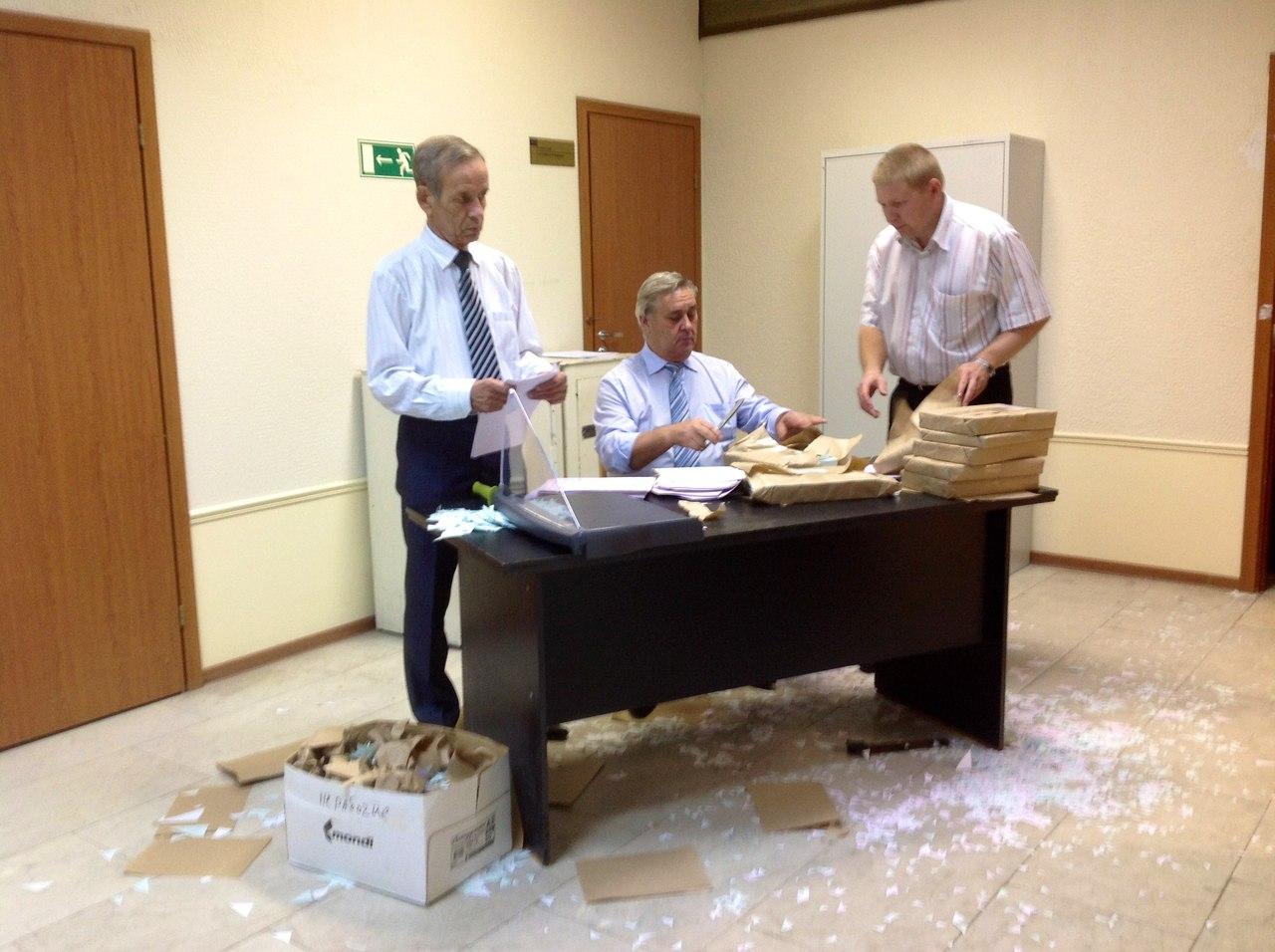 Выборы в Сызрани