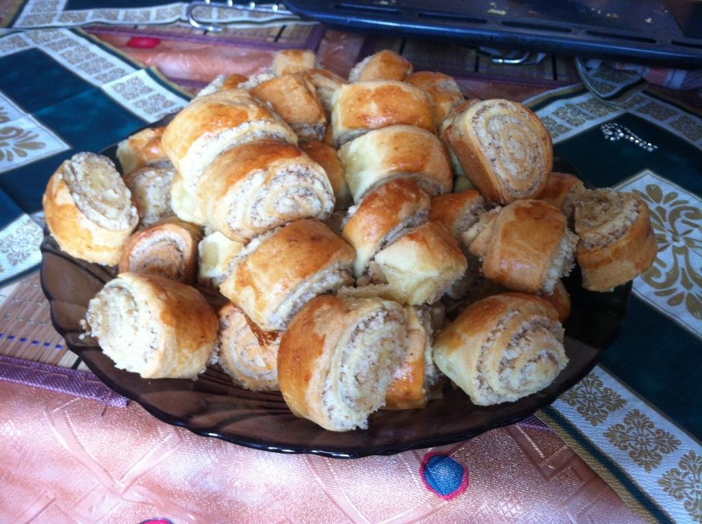 печенье гата рецепт с фото на сметане