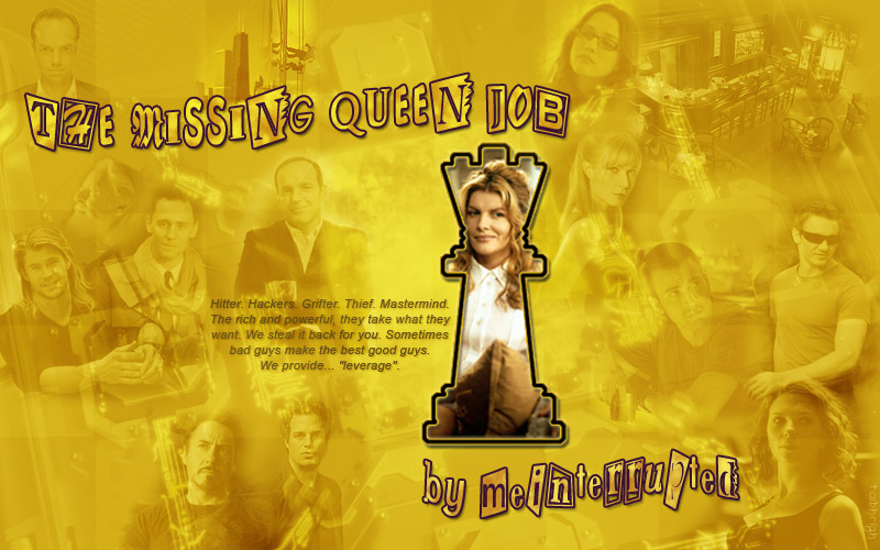 story art gold for meinterrupted's The Missing Queen Job
