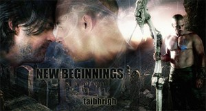 banner for New Beginnings by danceswithgary