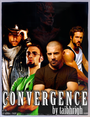 Cover Art for Convergence by seraphina_snape