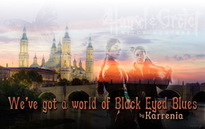 preview art for Karrenia's We've got a world of Black Eyed Blues