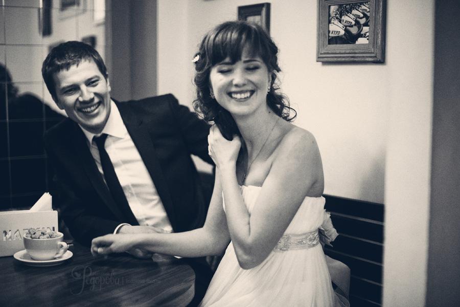Венчание Ивана и Ольги