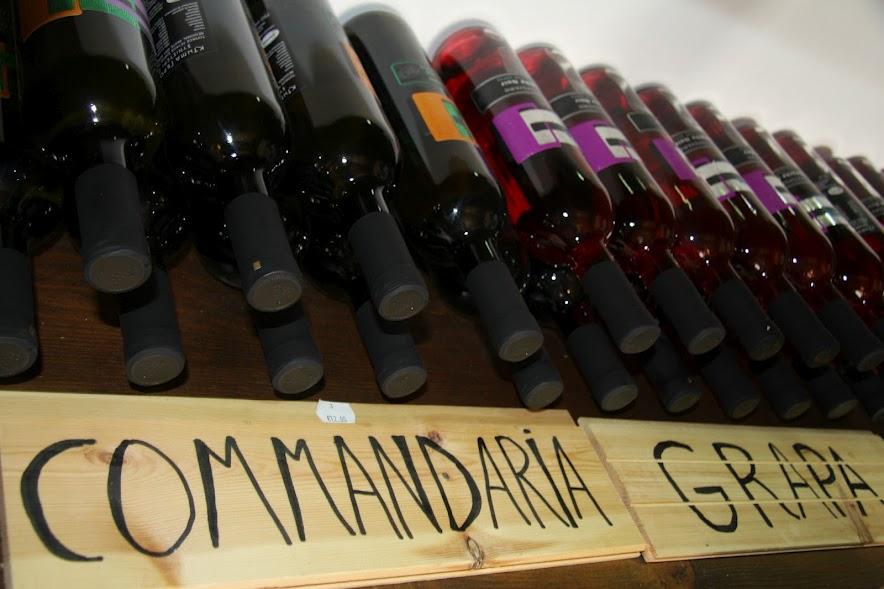 King of Wines Commandaria
