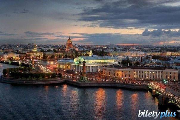 5 Белые ночи в Санкт-Петербурге
