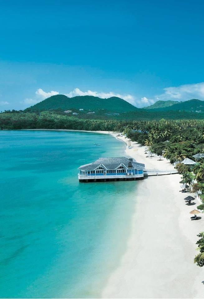 10 Saint Lucia