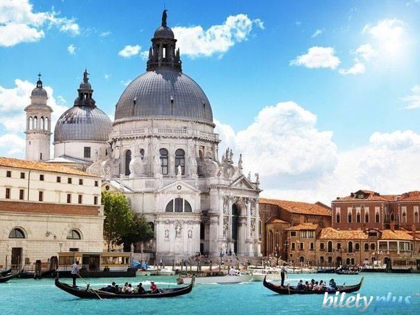 12 b Собор Санта-Мария делла Салюте, Венеция, Италия