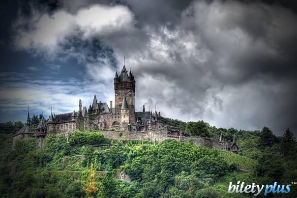 Замок Кохем, Германия