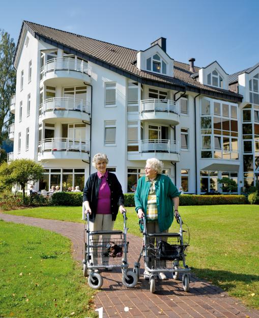 Опыт дома престарелых в германии саянском доме интернате для престарелых