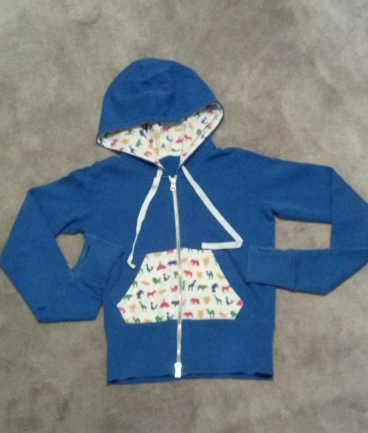 Clan hoodie