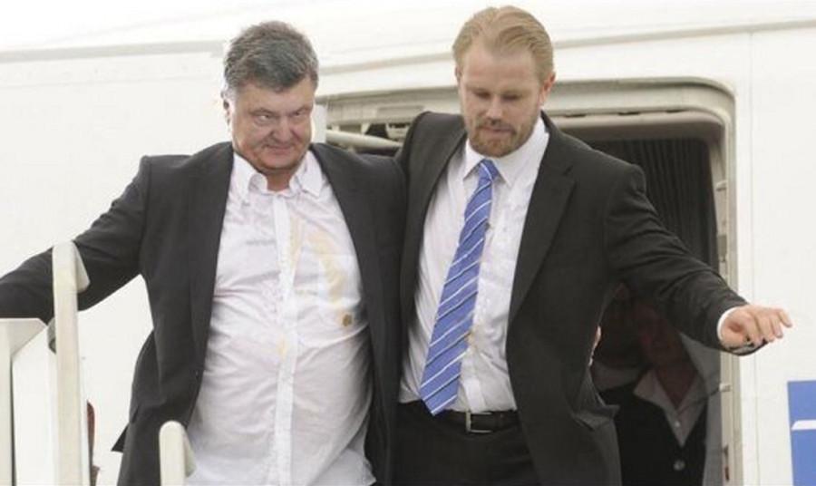 Порошенко прибыл в Берлин на встречу с Меркель - Цензор.НЕТ 9054