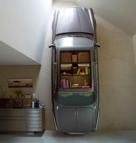 Шкаф-автомобиль